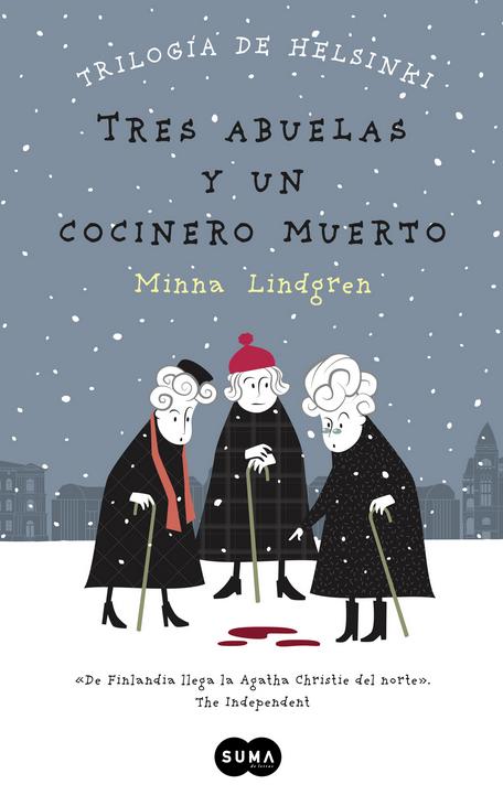 Novela sobre ancianas detectives en un geriátrico