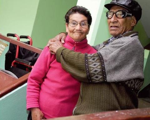 Amor en la residencia geriátrica