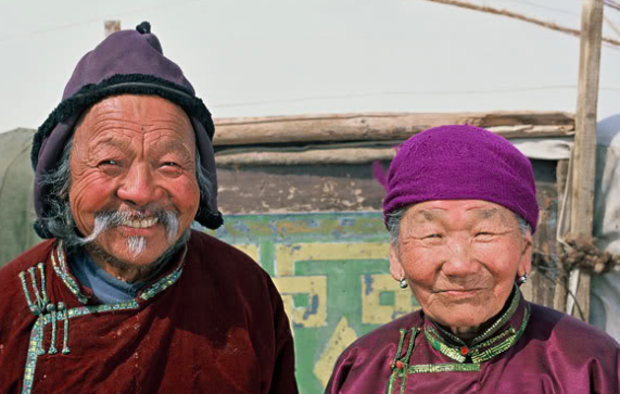 El mundo envejece