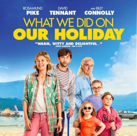 Una película sobre relaciones intergeneracionales
