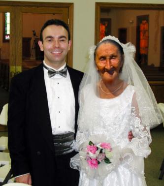 Casarse con alguien mayor
