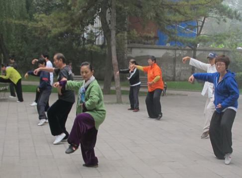 Una forma de ejercicio practicado por todas las generaciones