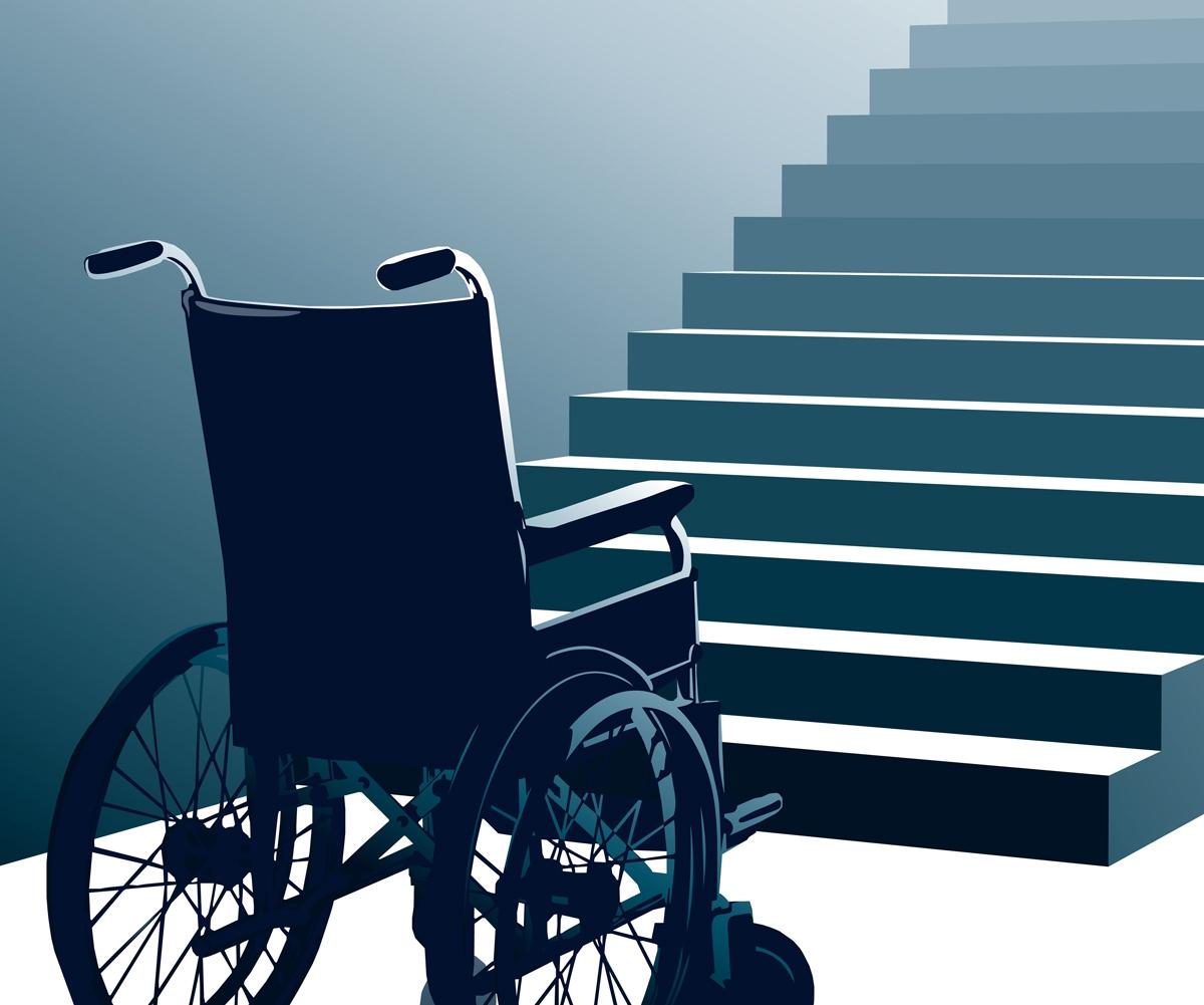 La accesibilidad y los ancianos