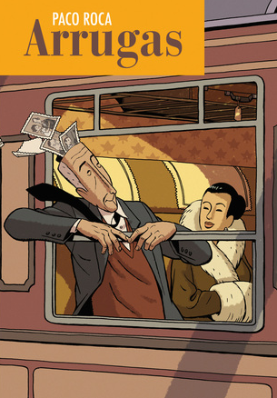 Un cómic, o novela gráfica que trata la realidad sobre el Alzheimer y las residencias de ancianos