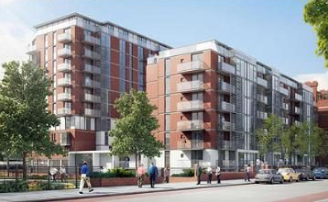 Battersea Place en Londres, viviendas para jubilados