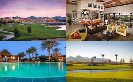 Comunidad de jubilados lujosa en Arizona