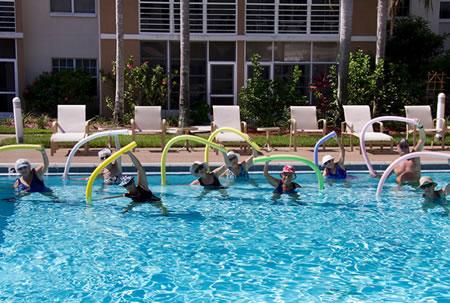 Un complejo residencial de lujo para mayores en Florida