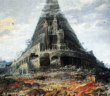 La Torre de Babel, metáfora de la ACP