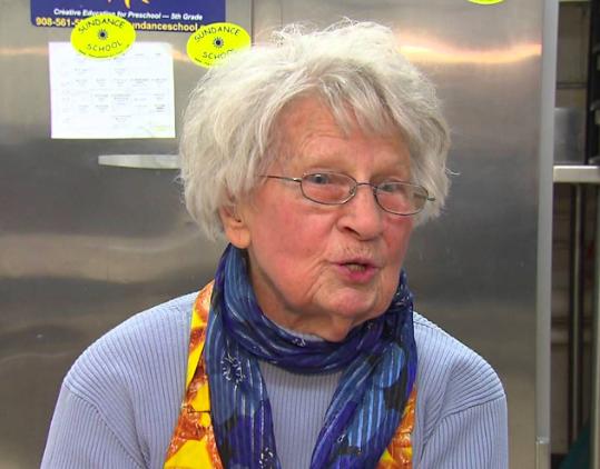 Profesora de 99 años