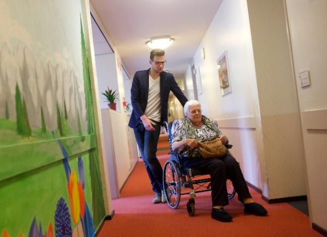 Convivencia intergeneracional en Holanda