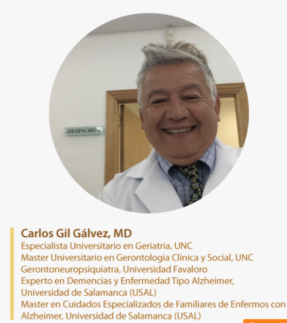 Dr. Carlos Gil Gálvez