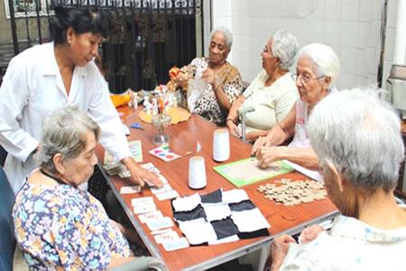 """No son """"viejitos"""", son personas mayores con todos sus derechos"""
