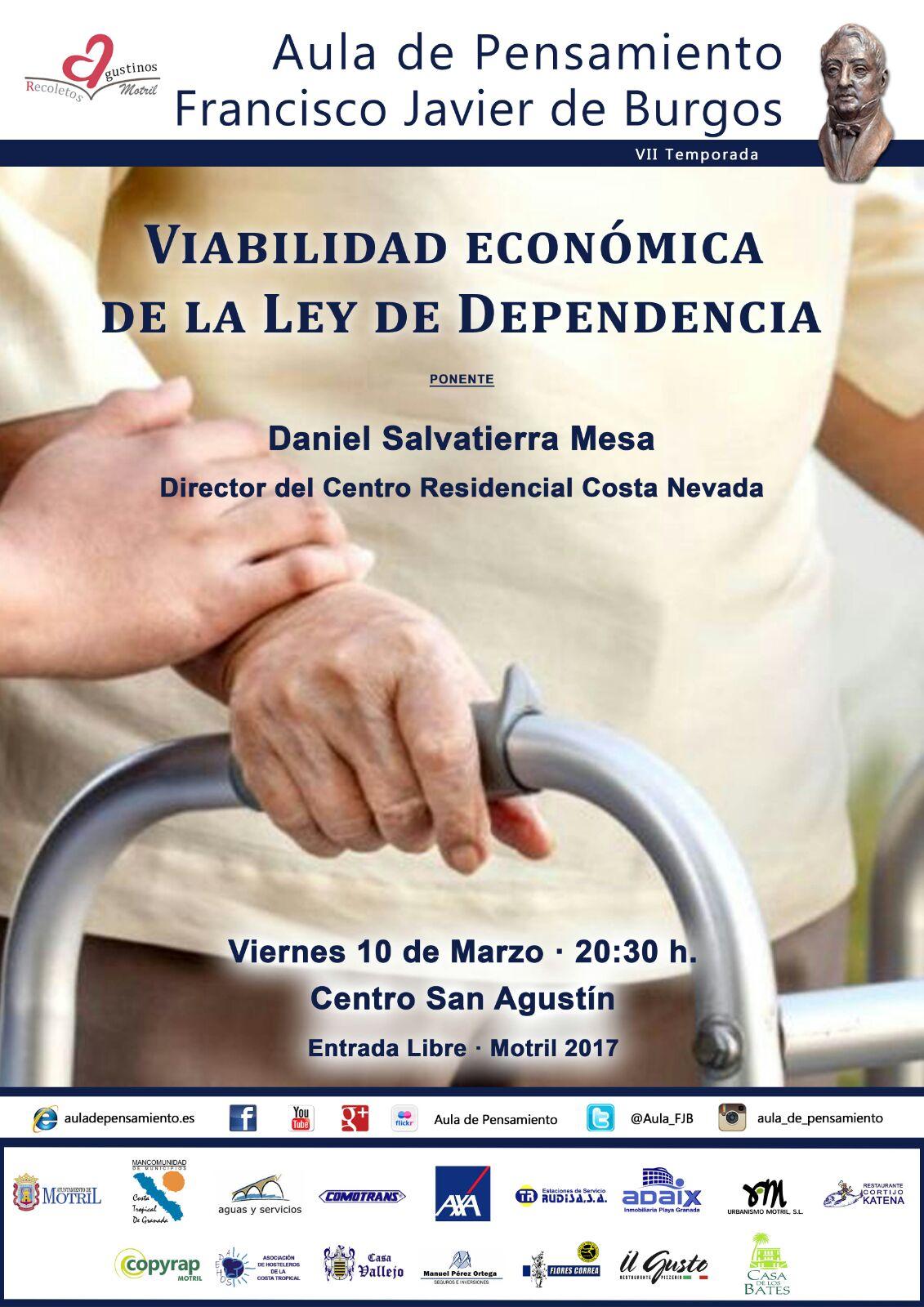Conferencia sobre la Ley de Dependencia