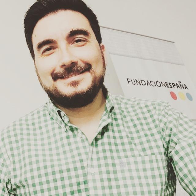 Leandro Pavón, centro Epañol de Buenos Aires