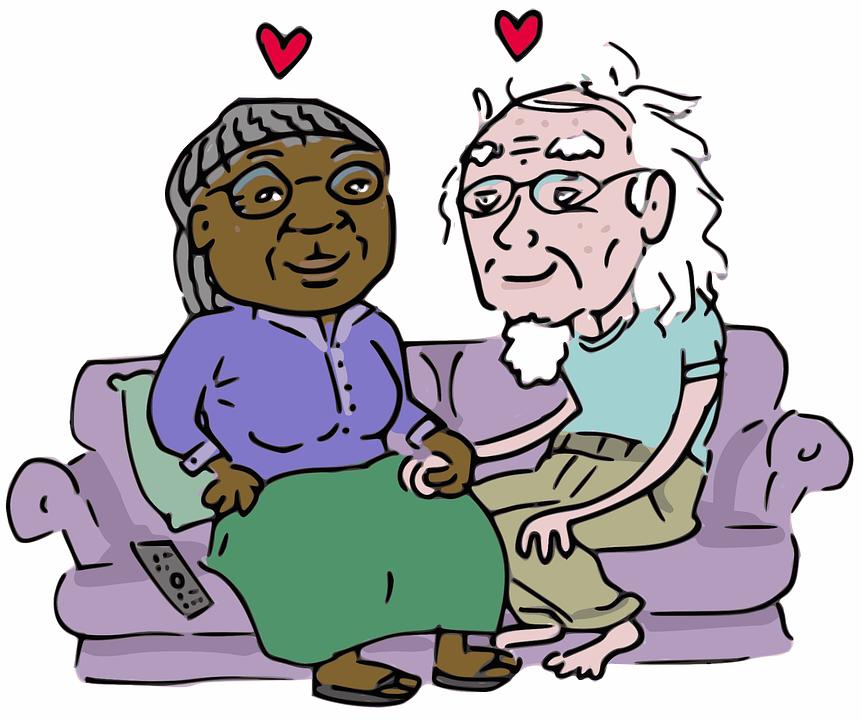 amor en la tercera edad