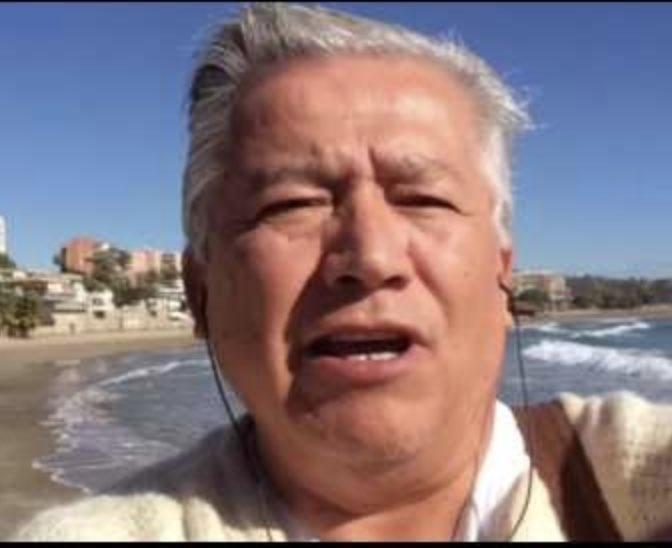 El Dr Gil Galvez es un experto geriatra y gerontólogo