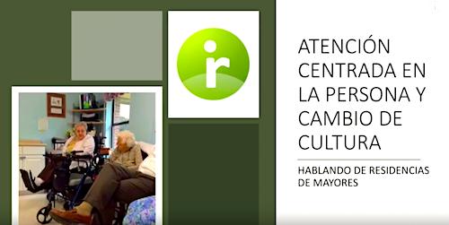 cambio de cultura en atención a mayores
