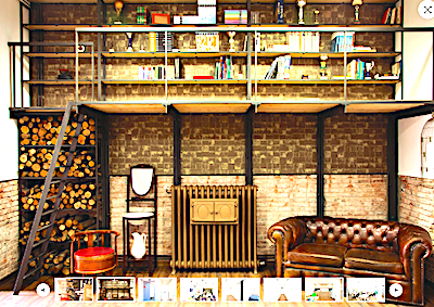 un espacio de la residencia masdeu