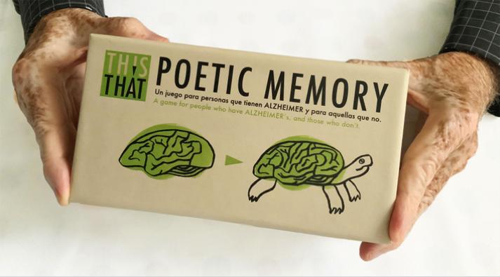 poetic memory alzheimer