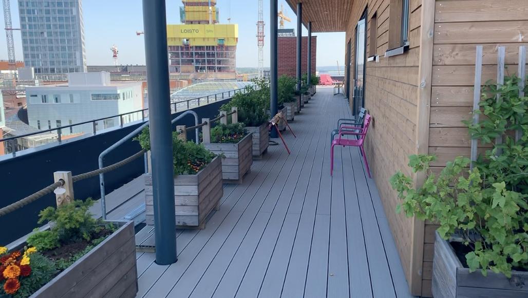 terraza cohousing