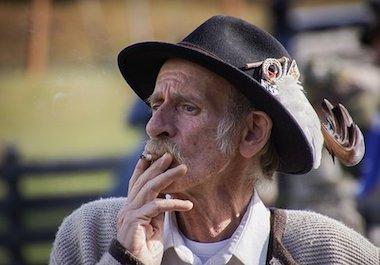 tabaco en la tercera edad