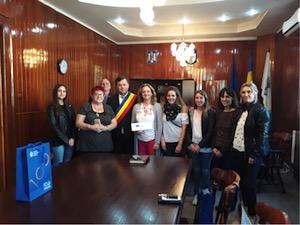 residencias de mayores en Rumanía y ayuntamiento