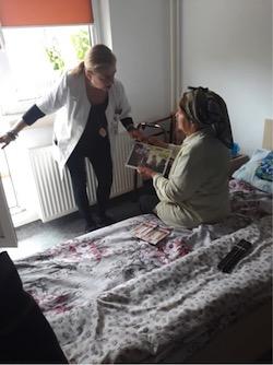 residencias de mayores en Rumanía