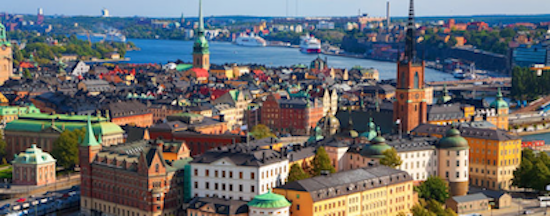 viaje geroasistencial a Suecia