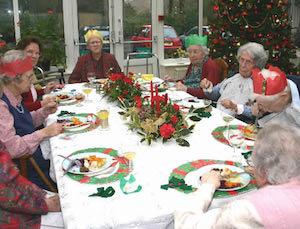 Regalos para mayores en Navidad y comidas