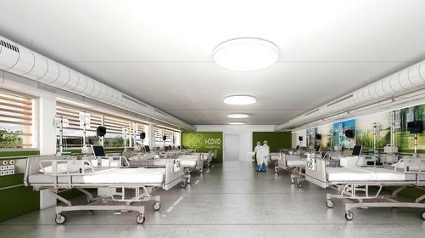 Hospital satélite covid19