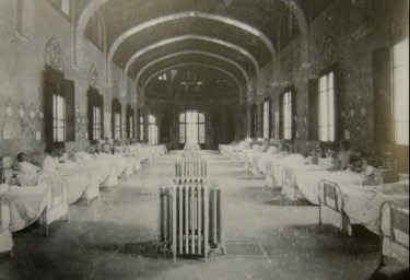 Hospital Sant Pau XIX