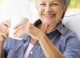 La felicidad en personas mayores