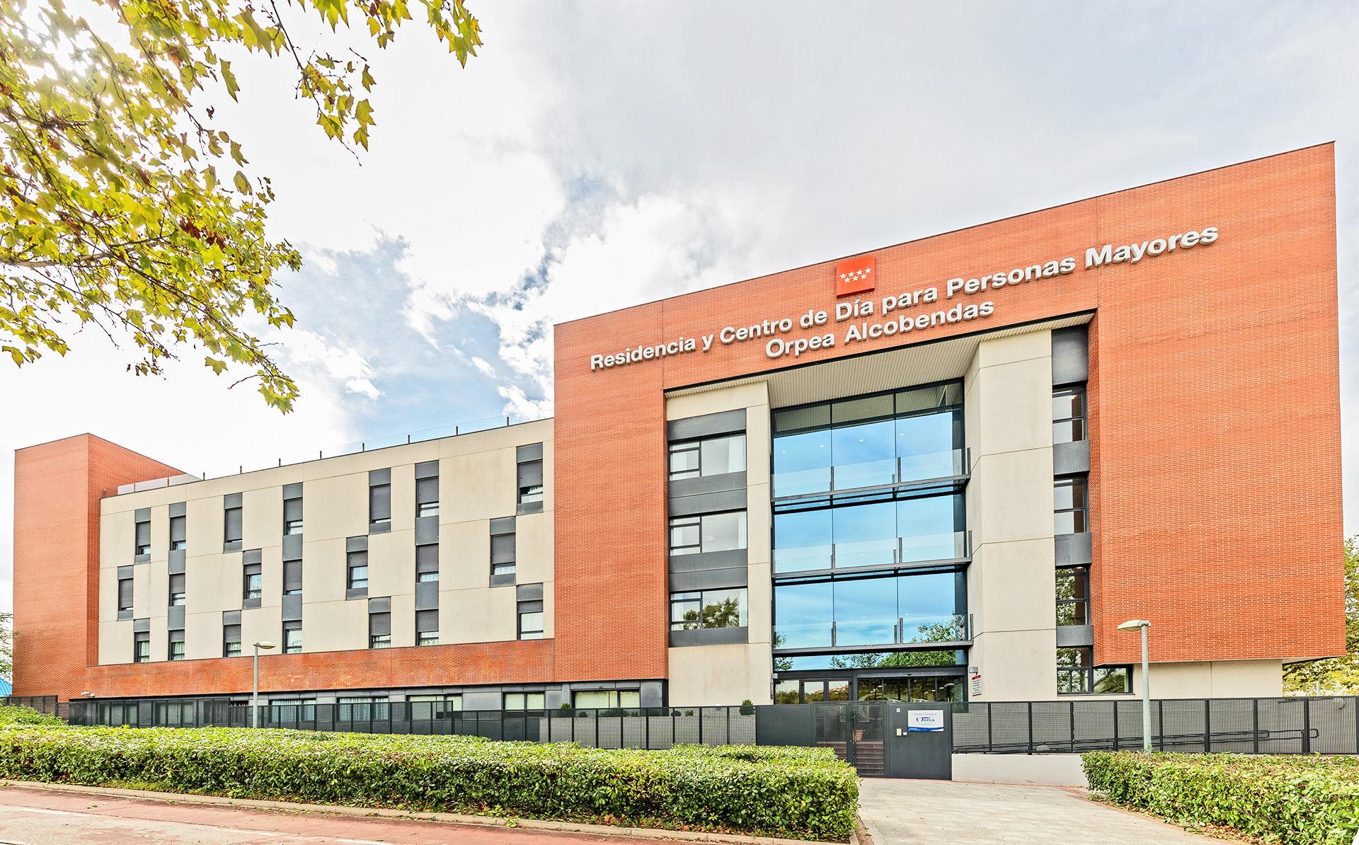 Residencias de ancianos en Alcobendas - Madrid, información y precios