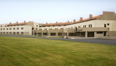 Residencia el jardin de segovia for Residencia el jardin madrid