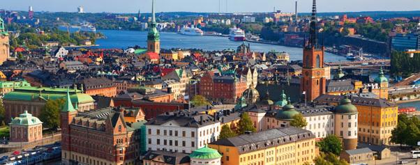 Visita geroasistencial a Estocolmo