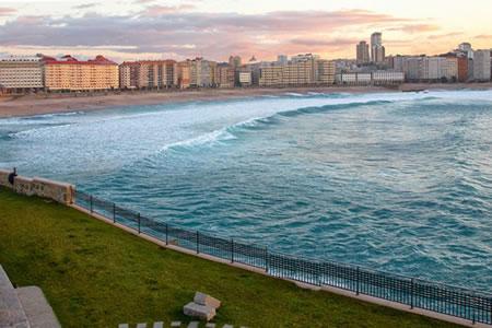 Residencias en A Coruña mayores