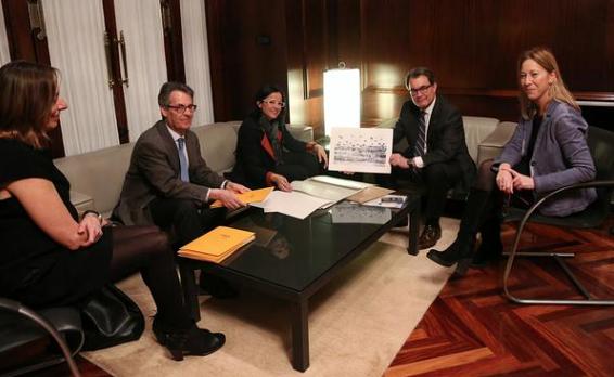 ACRA expone a Artur Más las claves de futuro del sector