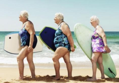 Recomendaciones para ancianos en verano
