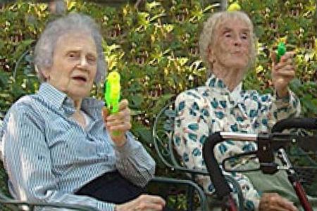 Ola de calor en residencias geriátricas