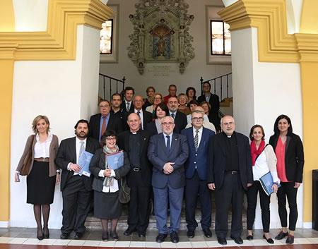 Convenio entre AMMA y Universidad de Murcia