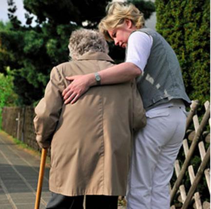 Cuidado a personas con Alzheimer