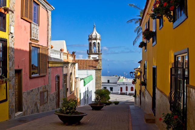 Granadilla Tenerife personas mayores