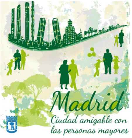 Madrid amgiable personas mayores