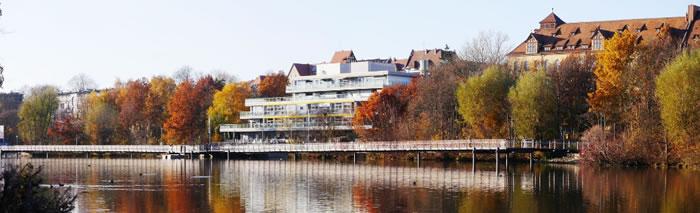 Residencia geriátrica en Núremberg Sebastianspital