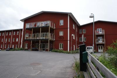 Residencia geriátrica en Estocolmo
